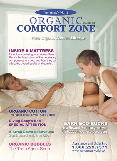 Pure Organic Comfort
