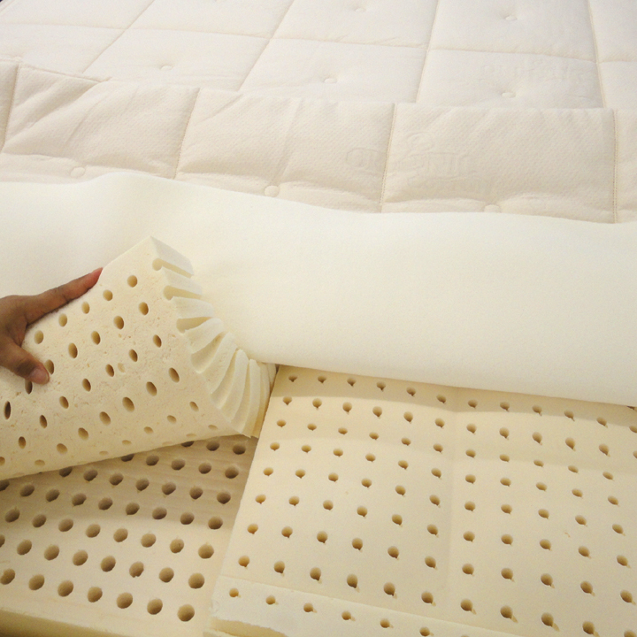 Customize Comfort for Your Natural Latex Organic Mattress