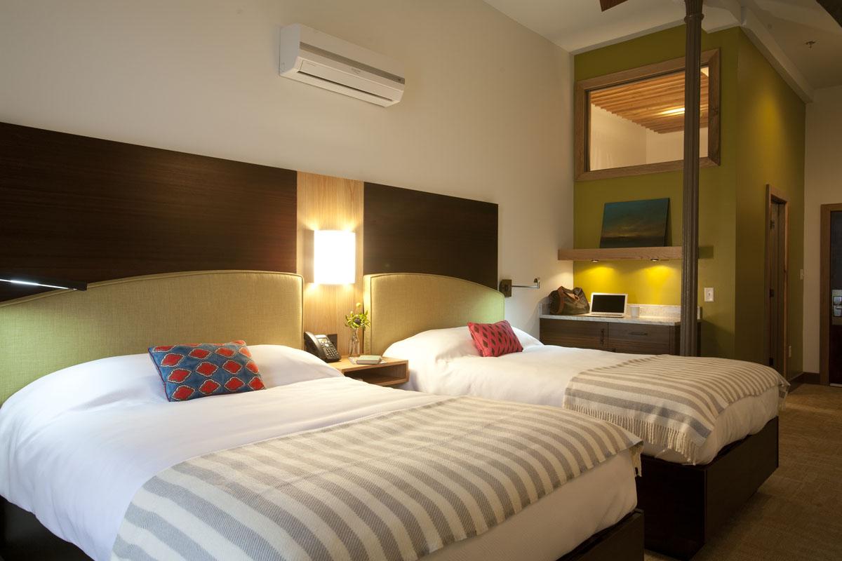 Another Hotel Chooses CozyPure Organic Mattress & Bedding