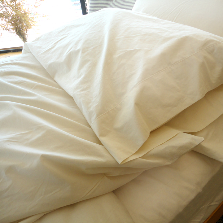 Organic Bedding Can Help You Sleep Cooler During The Summer