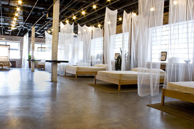 Do you really need a showroom to test a mattress?