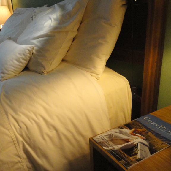 CozyPure Organic Mattresses & Bedding in Baltimore Hotel