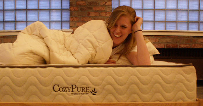 No… you won't find us in retail mattress stores.
