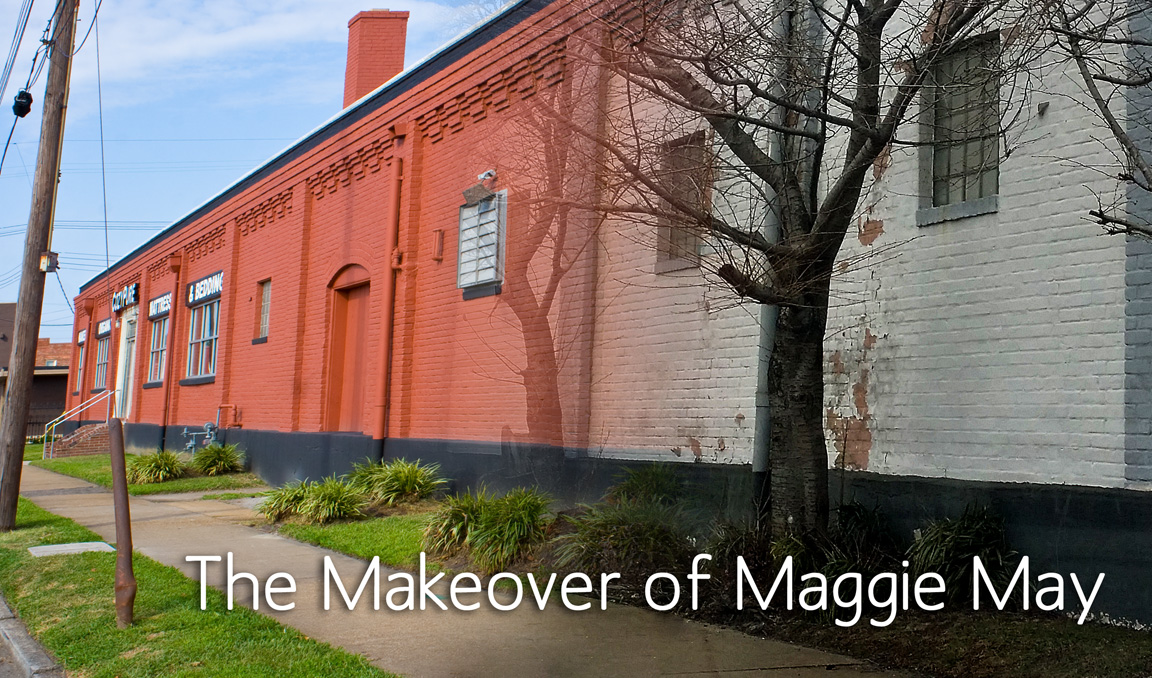 The Makeover of Maggie May